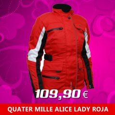 Cazadora Alice Lady Roja