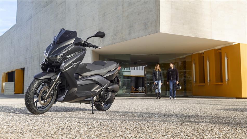 2015 yamaha xmax 125 momo eu power black static 004 arimany motor motos nuevas y de ocasi n. Black Bedroom Furniture Sets. Home Design Ideas