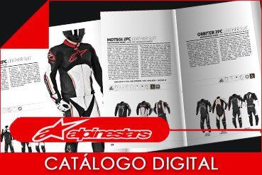 Catálogo Alpinestars Motos