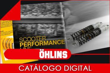 Catálogo Ohlins Motos