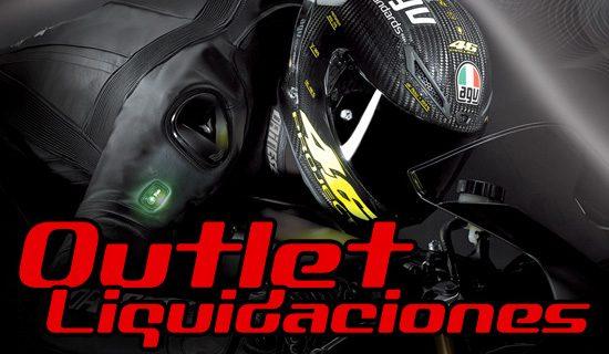 Liquidaciones de Outlet de Moto