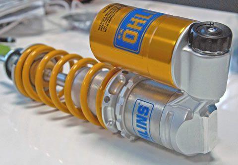 Amortiguadores OHLINS 01