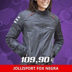 CAZADORA Jollisport FOX Mujer