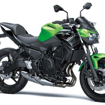 01 Kawasaki Z650 2020