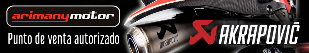 Akrapovic Madrid Escapes