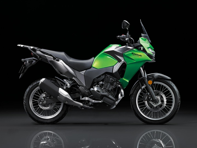 Nueva Kawasaki Versys X 300 en Arimanymotor