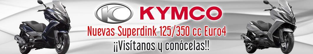 kymco madrid