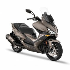 001 Kymco Xciting S 400 Estatica Marron Hazel 2020