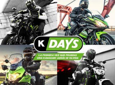 Kawasaki K-Days 2017 en Arimany Motor del 14 al 17 de Junio