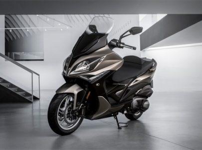 KYMCO inicia la comercialización del nuevo Xciting 400 en mayo por 5.999 €