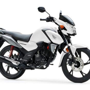 08 Honda Cb125f 2021 Estudio Blanco