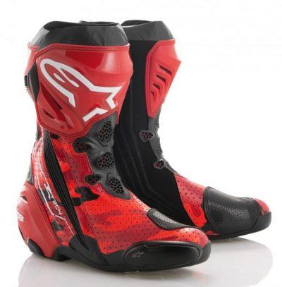 Edición limitada de las botas Alpinestars Supertech R de Jorge Lorenzo