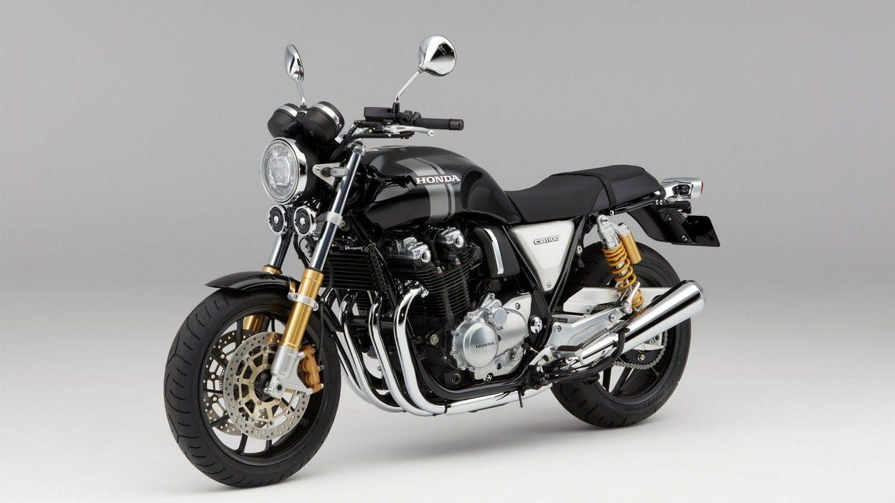 "Das Classic Naked Bike von Honda - CB1100 ist ""Motorrad"