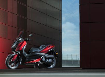 Nueva Yamaha X-Max 125 2018