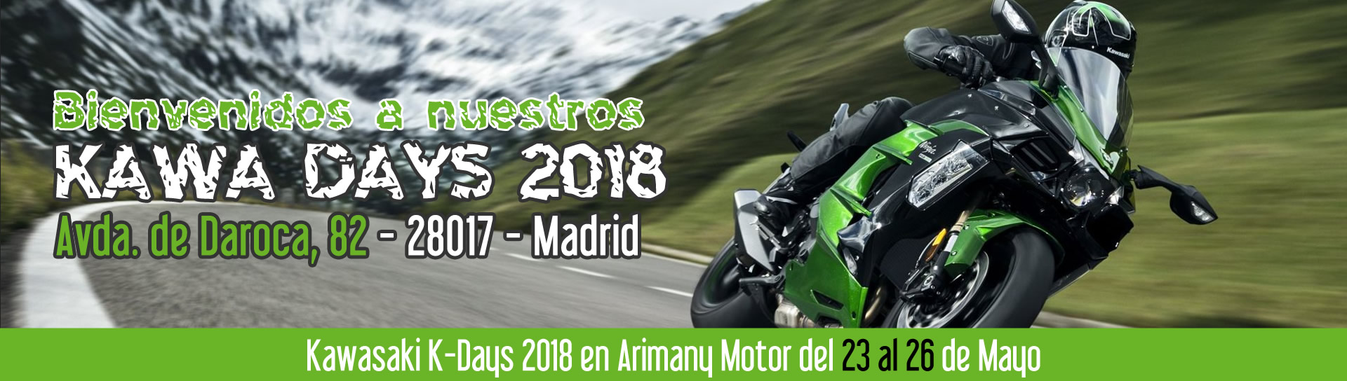 Kawa Days 2018 Madrid