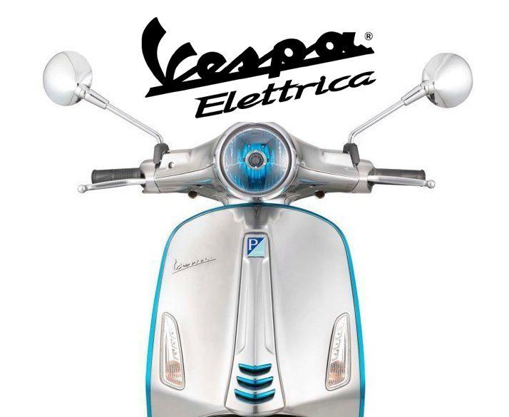 La Esencia de Vespa hacia el futuro eléctrico
