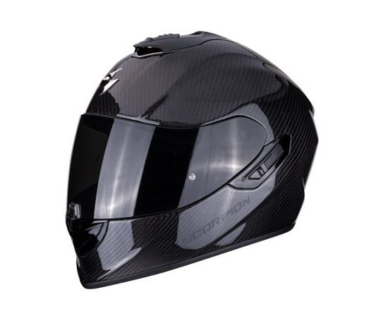 Scorpion Exo 1400 Air Carbon Solid Negro