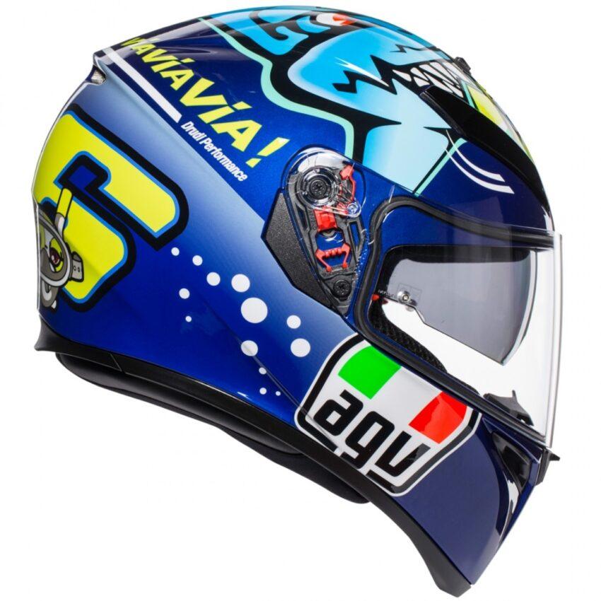 Agv K 3 Sv Pinlock Rossi Misano 2015 02
