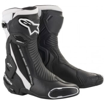 Alpinestars Smx Plus V2 Black White