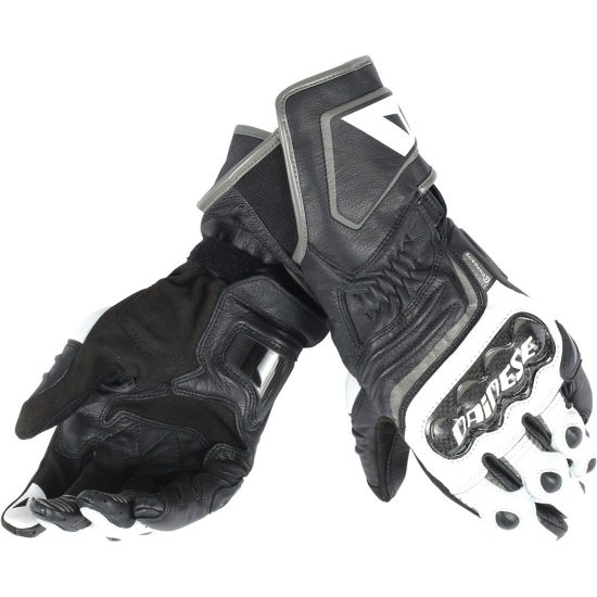 Carbon D1 Long Black White Anthracite