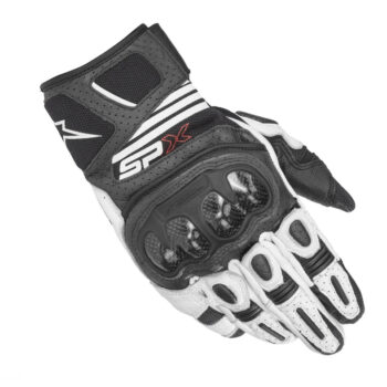 Guantes Alpinestars Sp X Air Carbon V2 Black White