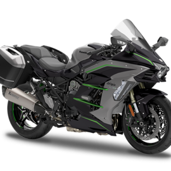 Ninja H2 Sx Performance Tourer 01
