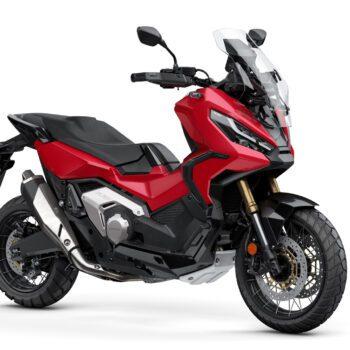 01 Honda X Adv 2021 Estudio Rojo