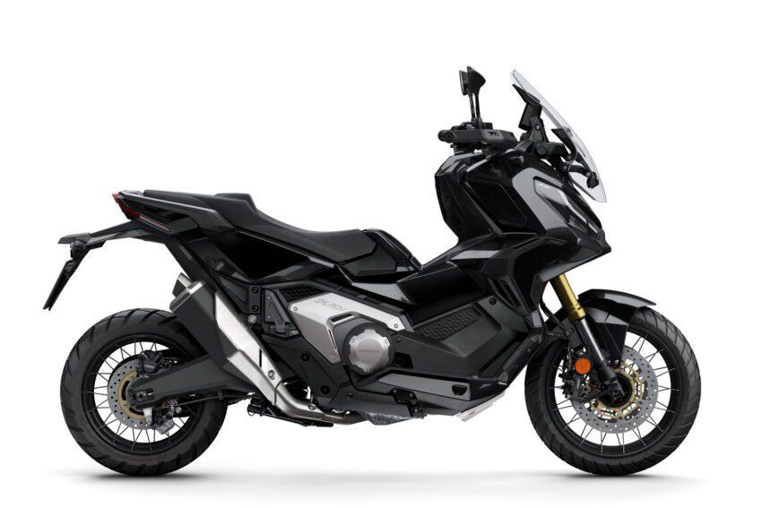 05 Honda X Adv 2021 Estudio Negro
