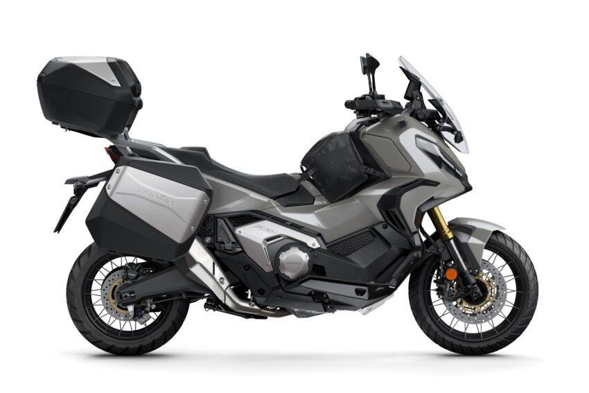 06 Honda X Adv 2021 Estudio Maletas