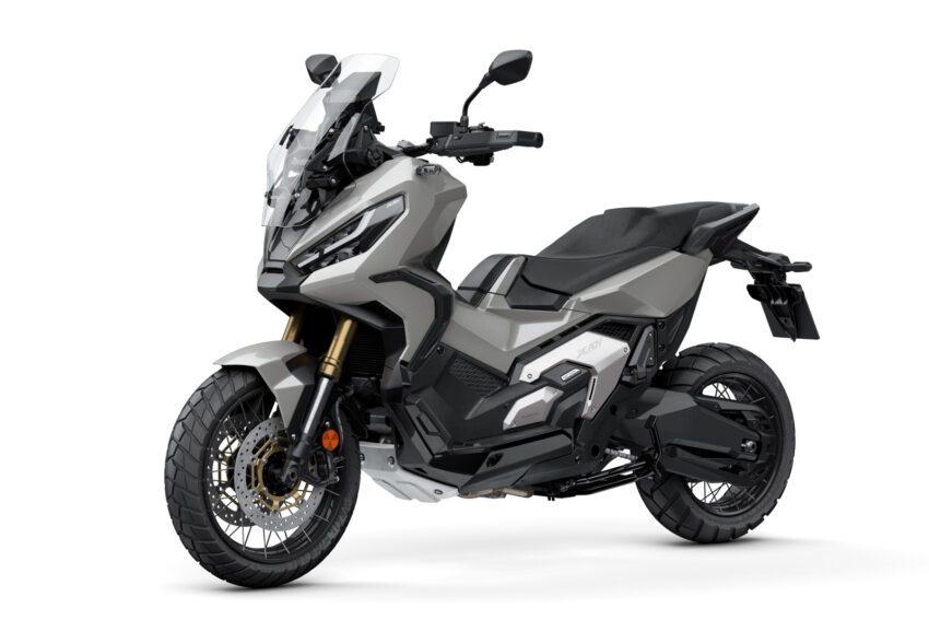 07 Honda X Adv 2021 Estudio Gris