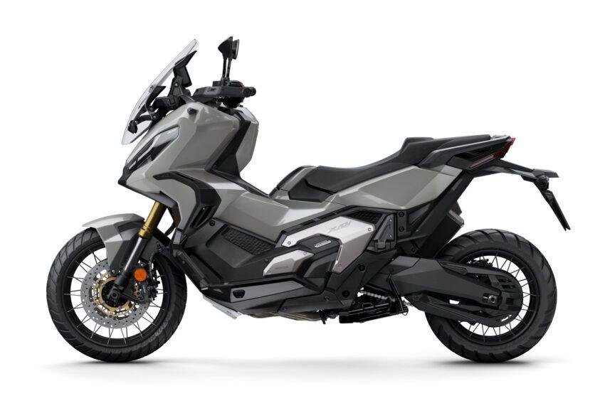 08 Honda X Adv 2021 Estudio Gris