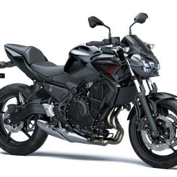 09 Kawasaki Z650 2021 Estudio Negro