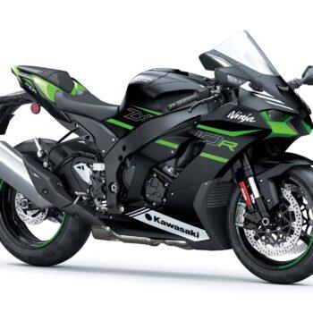 09 Kawasaki Zx 10r 2021 Estudio Negro
