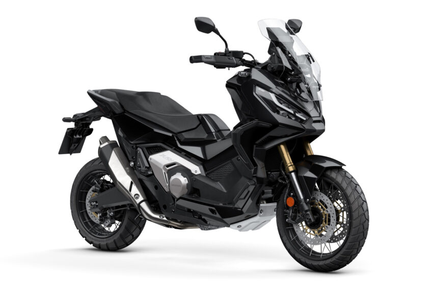12 Honda X Adv 2021 Estudio Negro