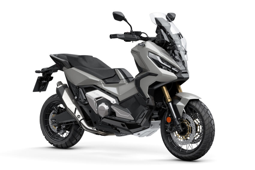 13 Honda X Adv 2021 Estudio Gris