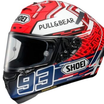 Casco Shoei X Spirit 3 Marquez 5