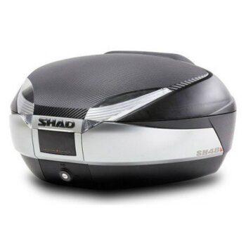 shad sh48 tapa carbono respaldo doble y bolsa interior de regalo