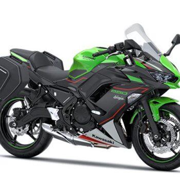 2021 ninja 650 tourer gn3 front.003 performance